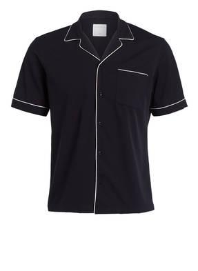 sandro Halbarm-Resorthemd Regular-Fit