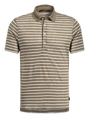 windsor. Leinen-Poloshirt LEON Regular Fit