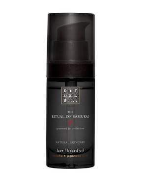 RITUALS SAMURAI - BEARD OIL