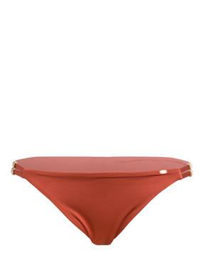 Skiny Sunset Glamour Bikini-Hose SHINY DESERT
