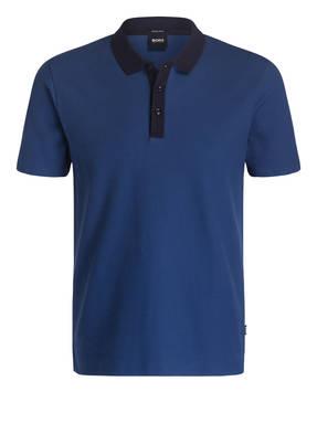 BOSS Piqué-Poloshirt PIKET Regular Fit