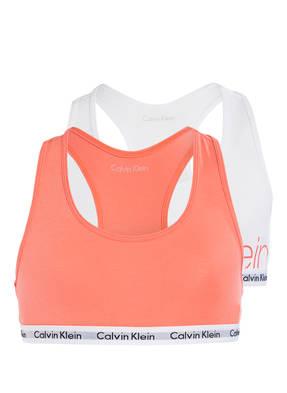 Calvin Klein 2er Pack Bustiers
