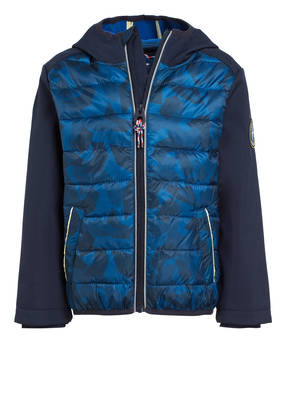 TOM TAILOR Hybrid-Steppjacke