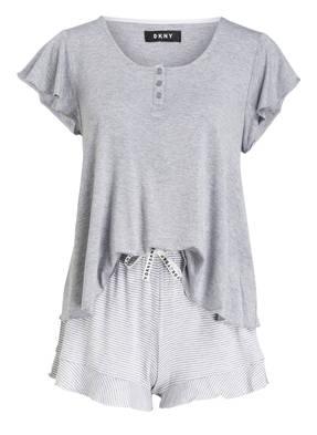 DKNY Shorty-Schlafanzug