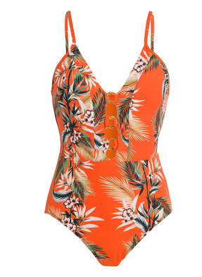 SEAFOLLY Badeanzug OCEAN ALLEY