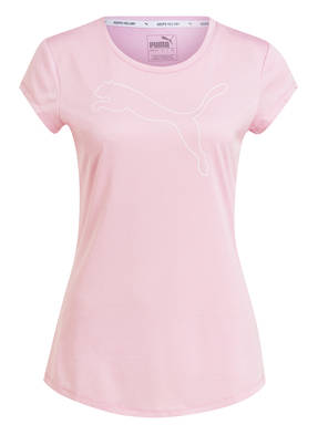 PUMA T-Shirt ELEVATED HEATHER