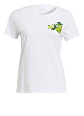 mavi T-Shirt LIME