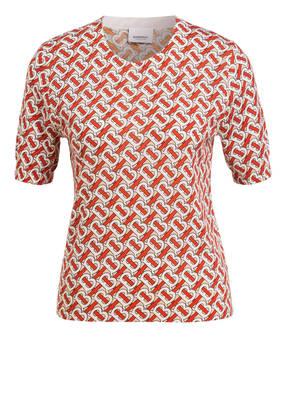 BURBERRY T-Shirt aus Merinowolle