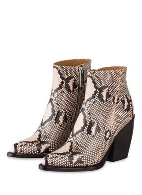 Chloé Cowboy Boots RYLEE