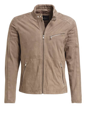 HACKETT LONDON Lederjacke