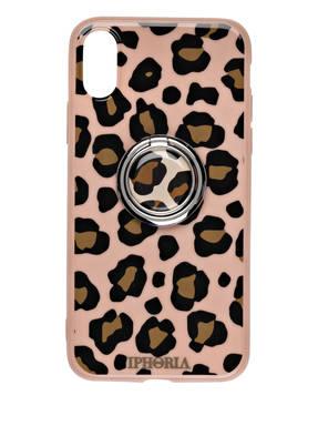 IPHORIA iPhone-Hülle RING HAPPY LEO