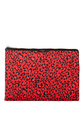 WOUF Laptop-Hülle RED LEOPARD