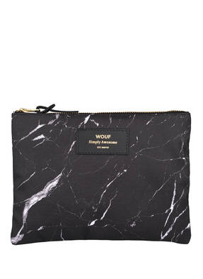 WOUF Pouch MARBLE