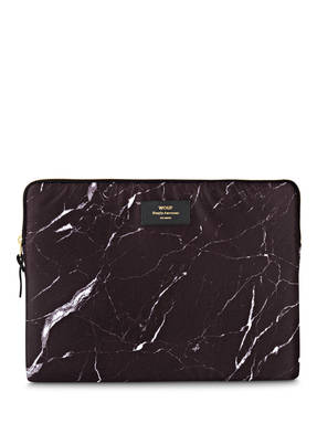 WOUF Laptop-Hülle BLACK MARBLE