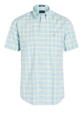 GANT Halbarm-Hemd Regular Fit
