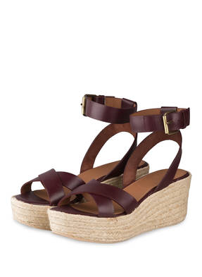 ba&sh Wedges CIXTINE
