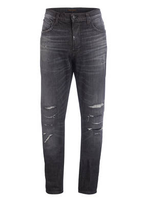 Nudie Jeans Destroyed Jens LEAN DEAN Slim Tapered Fit