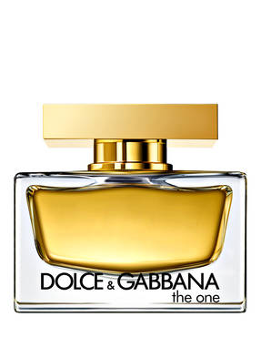 DOLCE & GABBANA FRAGRANCES THE ONE