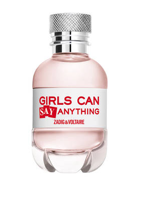ZADIG & VOLTAIRE FRAGRANCES GIRLS CAN SAY ANYTHING