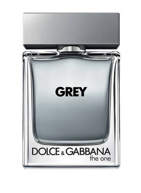 DOLCE & GABBANA FRAGRANCES THE ONE GREY