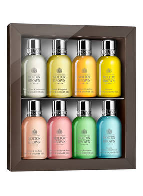 MOLTON BROWN ENLIVENING BATHING TRAVEL COLLECTION
