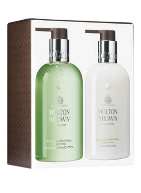 MOLTON BROWN HAND WASH & HAND LOTION DUO