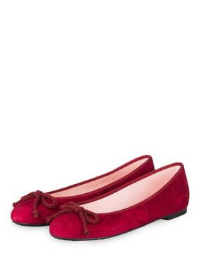 Rote Ballerinas für Damen online kaufen :: BREUNINGER