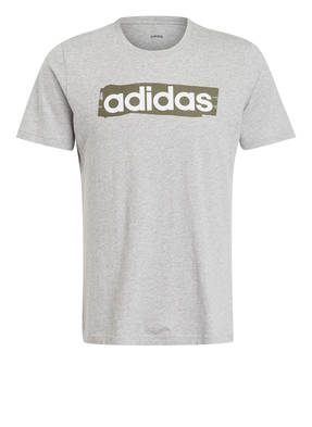 adidas T-Shirt LINEAR BRUSH