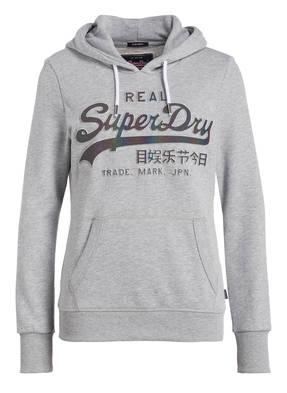 online store b50f9 44983 Graue Superdry Sweatshirts & Sweatjacken für Damen online ...