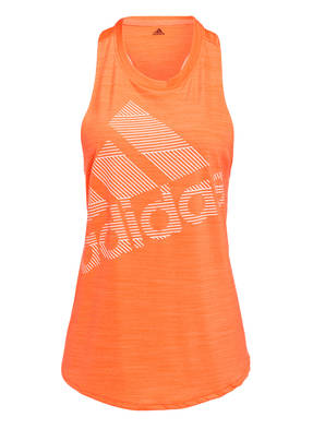 adidas Tanktop BADGE OF SPORT