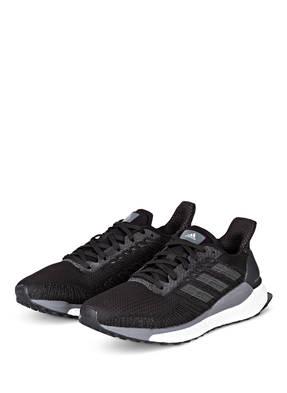 Schwarze adidas Running Schuhe für Damen online kaufen