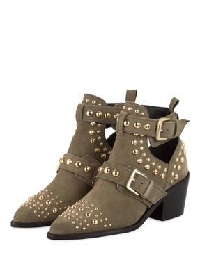 KURT GEIGER Cowboy Boots SYBIL