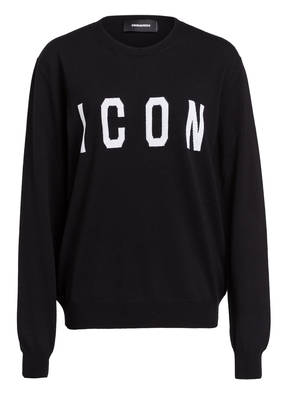 DSQUARED2 Schurwoll-Pullover ICON