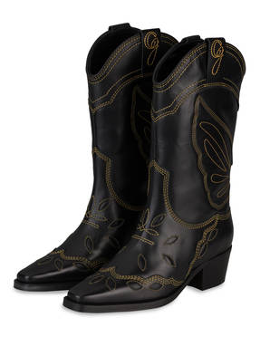 GANNI Stiefel HIGH TEXAS