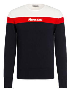 MONCLER Pullover aus Schurwolle