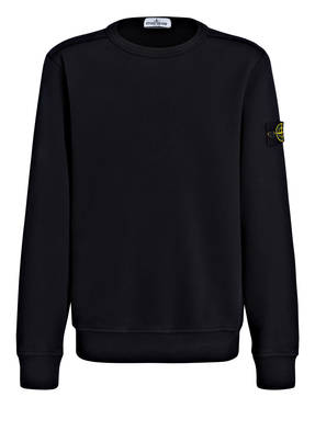 STONE ISLAND Sweatshirt mit Patch