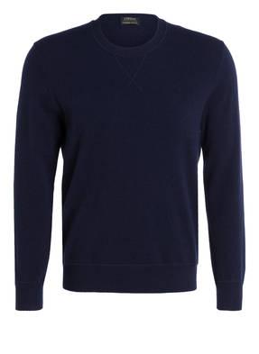 ZZegna Cashmere-Sweatshirt