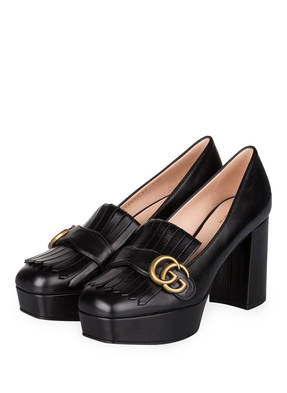 GUCCI Plateau-Pumps