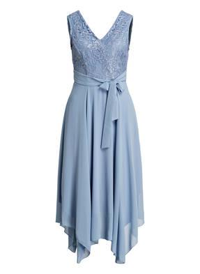 RINASCIMENTO Kleid mit Spitzenbesatz