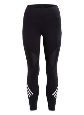 adidas - Alphaskin - Schwarze Leggings