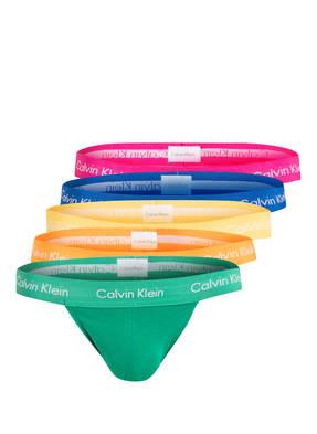 Calvin Klein 5er-Pack Slips