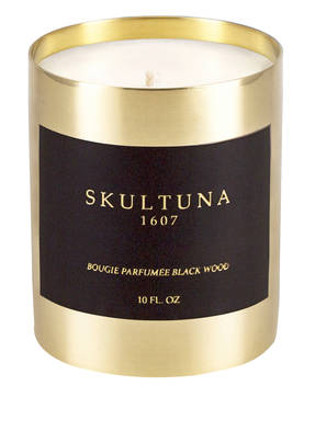 SKULTUNA Duftkerze BLACK WOOD