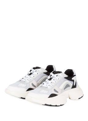 maje Sneaker FASTER REFLECTIVE