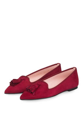 Pretty Ballerinas Tassel-Slipper ELLA