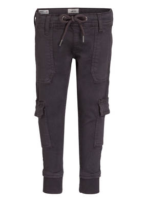 Pepe Jeans Sweatpants im Cargo-Stil