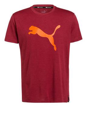 PUMA T-Shirt HEATHER CAT