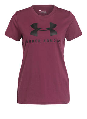 UNDER ARMOUR T-Shirt GRAPHIC SPORTSTYLE