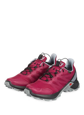SALOMON Trailrunning-Schuhe SUPERCROSS GTX