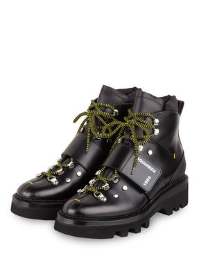 DSQUARED2 Biker-Boots HECTOR