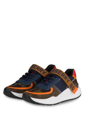 Schuhe KaufenBreuninger Blaue Burberry Online Für Damen 8OvNmPyn0w